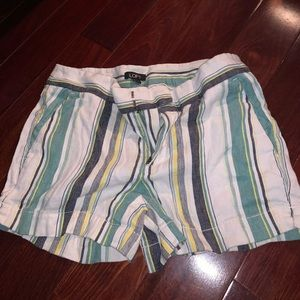 LOFT Women's Multicolored Shorts